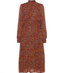 picaiw dress knälång klänning orange inwear