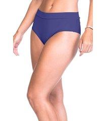 calcinha sempre sensual lingerie tanga cós fio azul