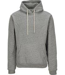 john elliott beach marled hoodie