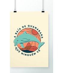 poster baía de guanabara