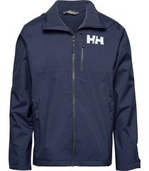 active hooded midlayer jacket outerwear sport jackets blå helly hansen