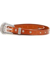 alanui studded belt