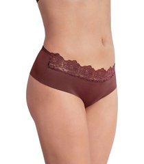 panty hipsters y cacheteros violeta leonisa 012967