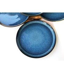 talerz ceramiczny talerze ceramiczne 6 szt
