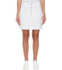 falda para dama blanco calvin klein