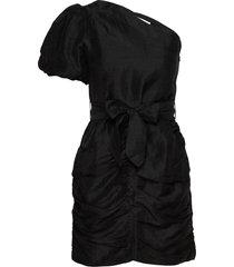 2nd ciara korte jurk zwart 2ndday