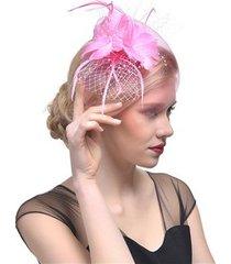 sombrero de la novia sombrero de cabeza tocado etapa sombrero superior