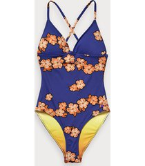 scotch & soda reversible swimsuit