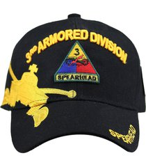3rd armored division u.s. military cap hat official