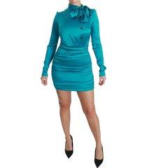 bodycon schede mini stretch jurk