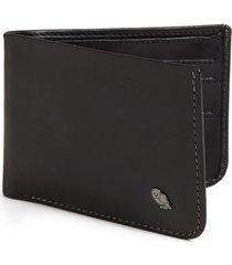 bellroy hide and seek wallet in black at nordstrom