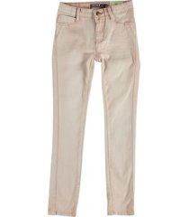 retour roze skinny jeans