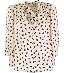 marni scarf viscose shirt