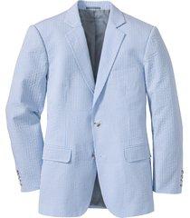 giacca in seersucker (blu) - bpc selection