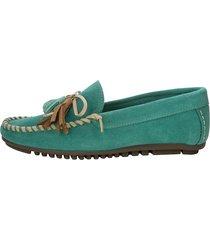 loafers naturläufer smaragd