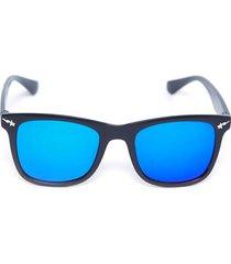 gafas marco estampado color negro, talla uni