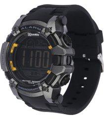 relógio digital x games xmppd542 - masculino - preto/cinza esc