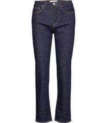 cw002 slimmade jeans blå jeanerica