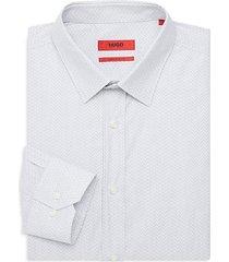 elisha extra slim-fit cotton shirt