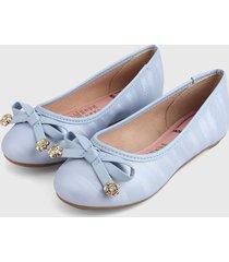 baleta azul molekinha