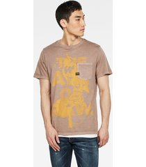 bird pocket gr t-shirt