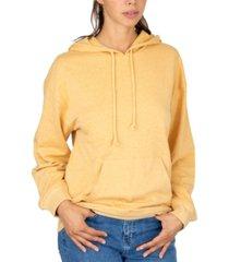 rebellious one juniors' hooded sweatshirt