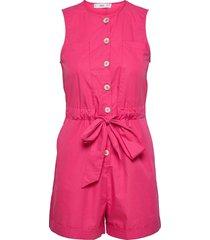 badu jumpsuit rosa mango