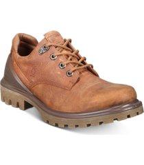 ecco men's tred tray waterproof low-top boots men's shoes