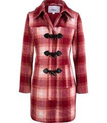 cappotto con cappuccio (rosso) - bpc bonprix collection