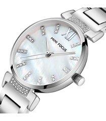 reloj mini focus mf0227l-1 para mujer-plata