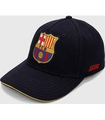 gorra azul-amarillo-rojo barcelona