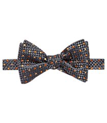 jos. a. bank woven dot pre-tied formal bow tie clearance