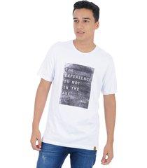 t-shirt cuello redondo blanco s bocared age 1812015