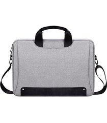maletín para portátil portátil/hombro bolsa de archivo informático par