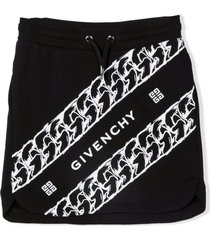 givenchy little girl skirt with print
