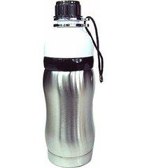 garrafa térmica de inox 350 ml gold sports