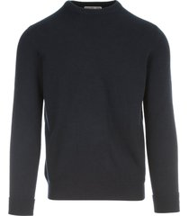 ballantyne cashmere crew neck pullover