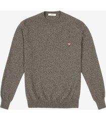 crew neck sweater grey 60