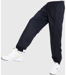 pantalón azul oscuro lacoste