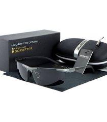gafas lentes sol profesionales hdcrafter 8530 gris