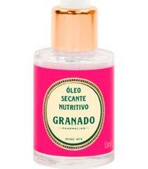 óleo secante granado - pink 10ml