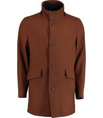 bos bright blue max coat 19301ma02bo/855 caramel