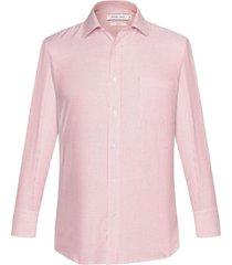camisa formal diseño rayas silueta semi ajustada hombre 94176