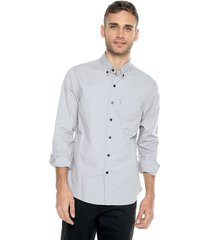 camisa gris levis