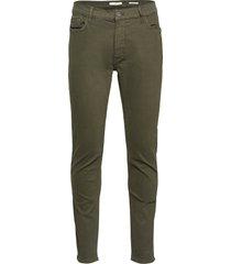 billy slimmade jeans grön mango
