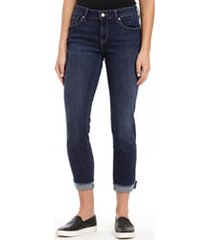 women's mavi jeans ada roll cuff boyfriend jeans