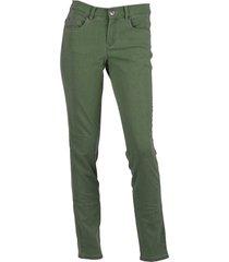 broek superstretch lang groen