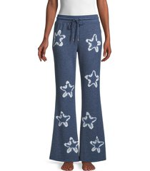 honeydew intimates women's star struck lounge pants - sandbar - size s