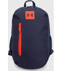 morral  azul-rojo under armour ua roland