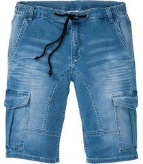bermuda di jeans regular fit (blu) - john baner jeanswear